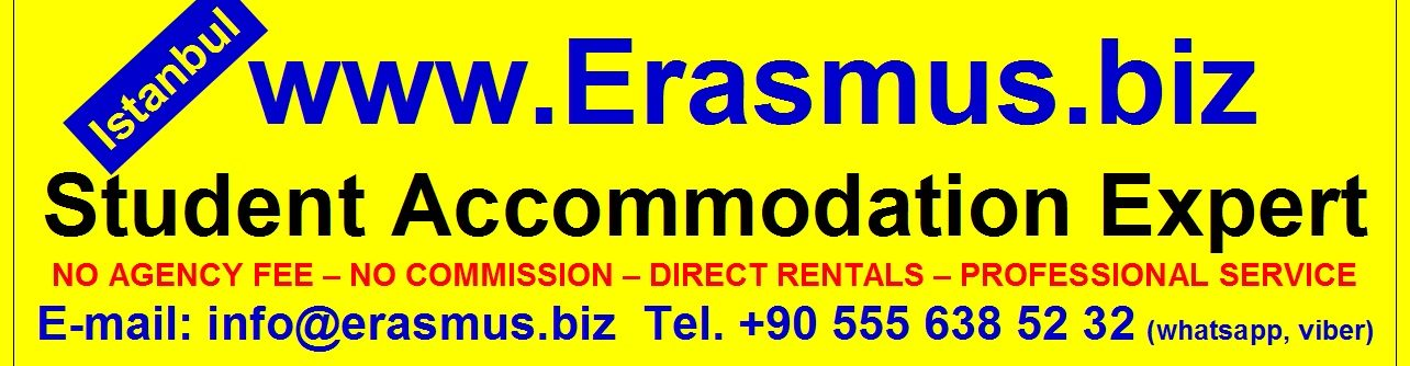 Erasmus Istanbul Housing – ERASMUS.biz – Room, Flatshare, Apartment